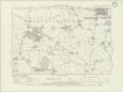 Suffolk LIV.SE - OS Six-Inch Map