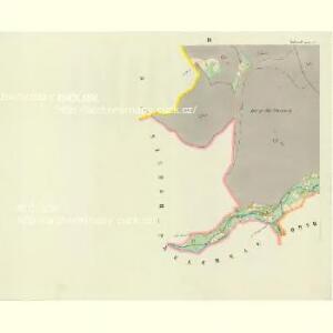 Hillemühl - c4766-3-009 - Kaiserpflichtexemplar der Landkarten des stabilen Katasters