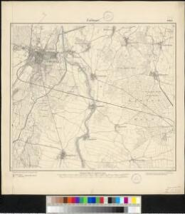 Meßtischblatt 3662 : Colmar, 1886