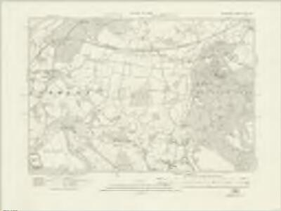 Wiltshire LXIX.NW - OS Six-Inch Map