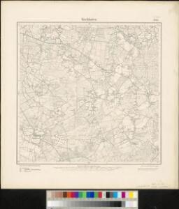 Messtischblatt 1449 : Kirchhatten, 1900 Kirchhatten