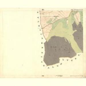 Rauchenschlag - c4568-3-004 - Kaiserpflichtexemplar der Landkarten des stabilen Katasters