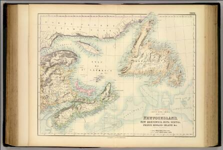 British North America. Sheet I, East.