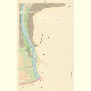Bohy - c0328-1-005 - Kaiserpflichtexemplar der Landkarten des stabilen Katasters