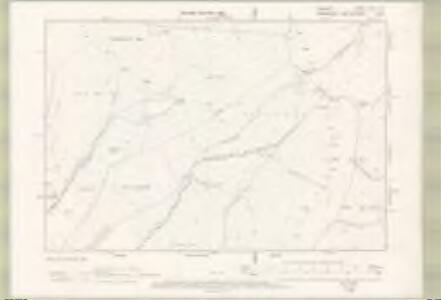 Ayrshire Sheet XXIV.SE - OS 6 Inch map