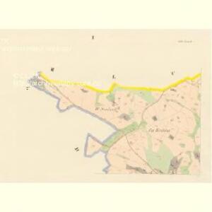 Sedlo - c6807-1-001 - Kaiserpflichtexemplar der Landkarten des stabilen Katasters