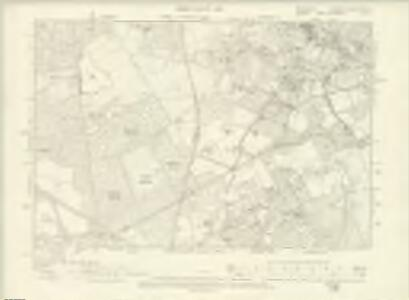 Berkshire XLVII.NE & SE - OS Six-Inch Map