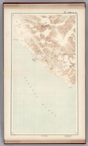 Sheet No. 16.  (Grand Plateau Glacier, Mt. Fairweather, Cape Fairweather, Lituya Bay).