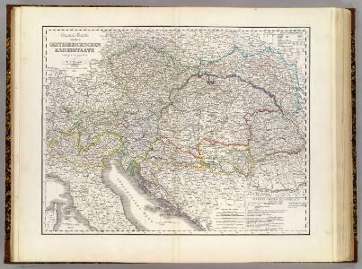 Oesterreich. Kaiserstaate.