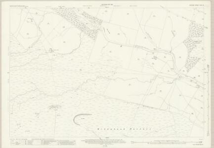Durham XXX.15 (includes: Forest And Frith) - 25 Inch Map