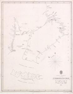 Cumberland Isle from the observations of Captain Penny