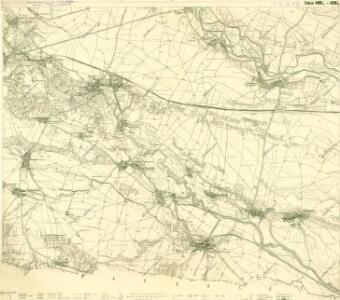 III. vojenské mapování 4456/4, 4556/2