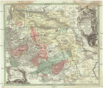 Principatus Halberstadiensis, abbat. Quedlinburgens cum comitatu Wernigerodano, ad hodiernum verum statum ex acta prodiit