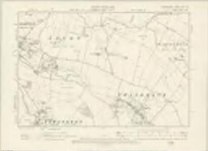 Oxfordshire XLVI.NE - OS Six-Inch Map