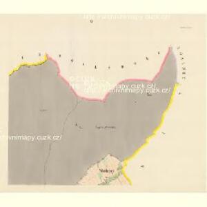 Studeney (Studeny) - c7502-1-002 - Kaiserpflichtexemplar der Landkarten des stabilen Katasters
