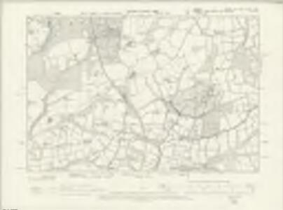Surrey XL.SE & XLVII.NE - OS Six-Inch Map