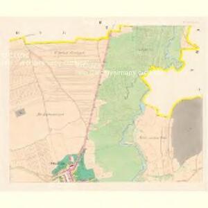 Schwihau (Sswikow) - c7817-1-002 - Kaiserpflichtexemplar der Landkarten des stabilen Katasters