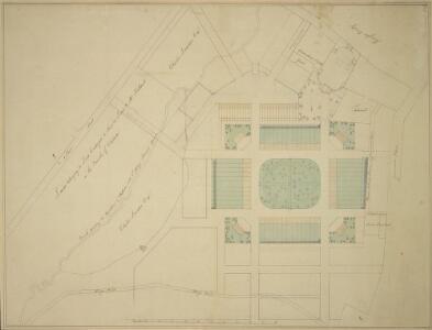 Plan of Belgrave Square