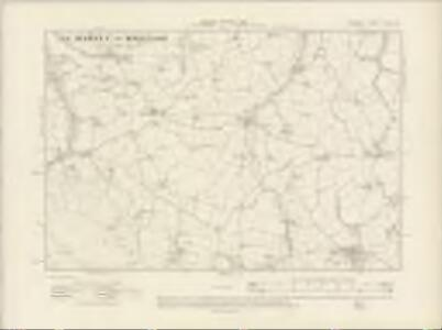 Cornwall LXXXI.NW - OS Six-Inch Map