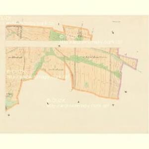 Dobschitz - c1223-1-008 - Kaiserpflichtexemplar der Landkarten des stabilen Katasters