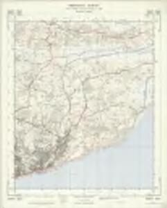 TQ81 & Parts of TQ80 - OS 1:25,000 Provisional Series Map