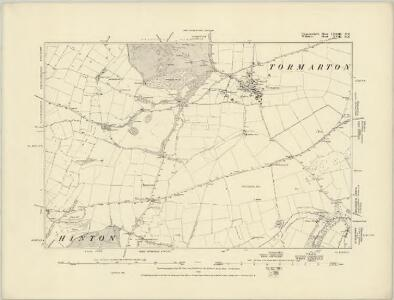 Gloucestershire LXXIII.NW - OS Six-Inch Map