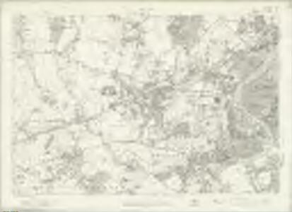 London Sheet M - OS Six-Inch Map