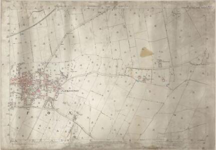 Yorkshire CCLVI.4 (includes: Patrington; Welwick) - 25 Inch Map