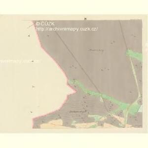Bollewetz (Bolewec) - c0349-1-004 - Kaiserpflichtexemplar der Landkarten des stabilen Katasters