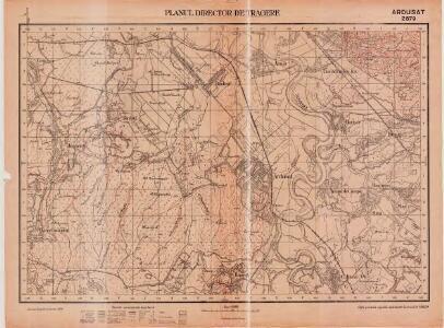Lambert-Cholesky sheet 2879 (Ardusat)