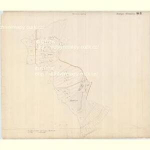 Kirchschlag - c7621-1-010 - Kaiserpflichtexemplar der Landkarten des stabilen Katasters
