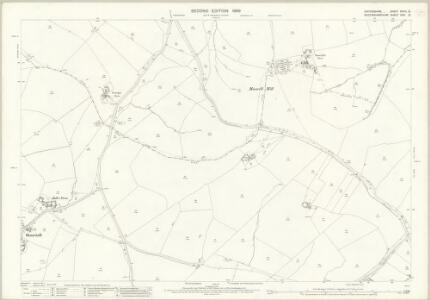 Oxfordshire XXVIII.12 (includes: Boarstall; Brill; Piddington) - 25 Inch Map