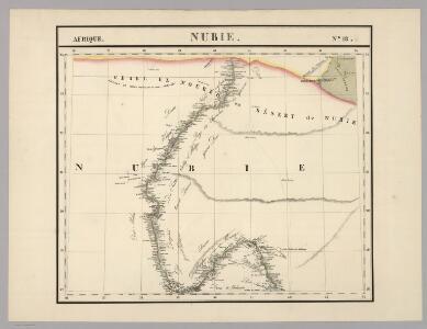 Nubie. Afrique 18.