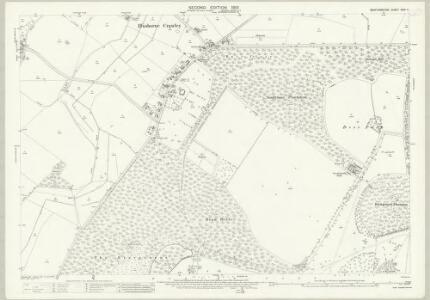 Bedfordshire XXIV.4 (includes: Aspley Guise; Husborne Crawley; Ridgmont; Woburn) - 25 Inch Map