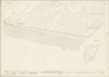 Sussex XLVI.14 & 15 (includes: Broomhill; Lydd) - 25 Inch Map