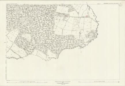 Shropshire LXXX.8 (includes: Bayton; Cleobury Mortimer; Rock) - 25 Inch Map