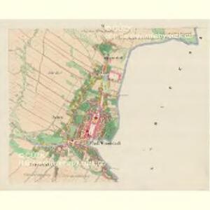 Waagstadt (Bilowes) - m0086-1-006 - Kaiserpflichtexemplar der Landkarten des stabilen Katasters