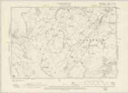 Flintshire VIII.SE - OS Six-Inch Map