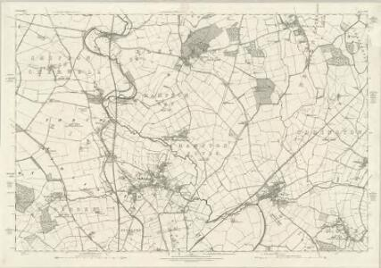 Oxfordshire XXVI - OS Six-Inch Map