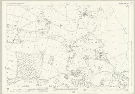 Wiltshire LI.6 (includes: Corsley) - 25 Inch Map