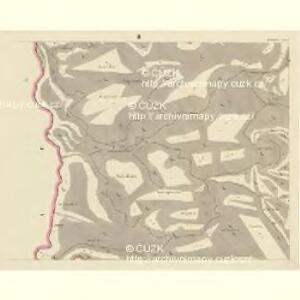 Alt Daubitz - c1452-1-003 - Kaiserpflichtexemplar der Landkarten des stabilen Katasters