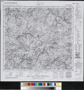 Meßtischblatt 6409 : Freisen, 1940