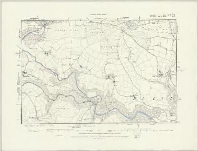 Somerset LVI.NE - OS Six-Inch Map