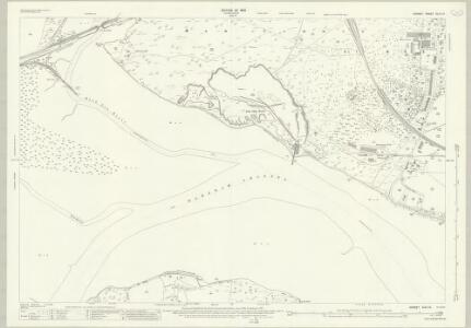 Dorset XLIII.15 (includes: Arne; Poole; Wareham St Martin) - 25 Inch Map