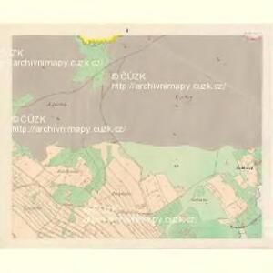 Purschau - c6024-1-002 - Kaiserpflichtexemplar der Landkarten des stabilen Katasters