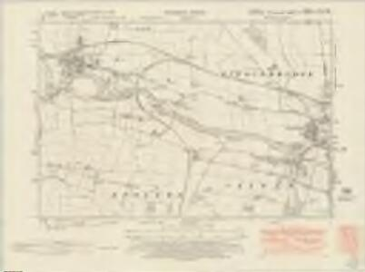 Durham LIV.NW - OS Six-Inch Map