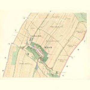 Einöth (Renot) - m2579-1-002 - Kaiserpflichtexemplar der Landkarten des stabilen Katasters