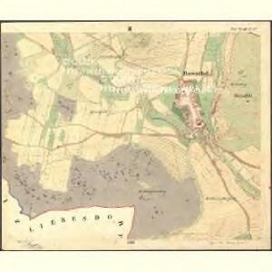 Rosenthal - c6603-1-002 - Kaiserpflichtexemplar der Landkarten des stabilen Katasters