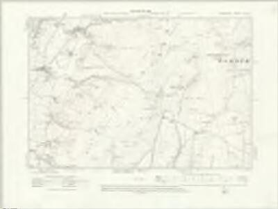 Lancashire XI.SW - OS Six-Inch Map