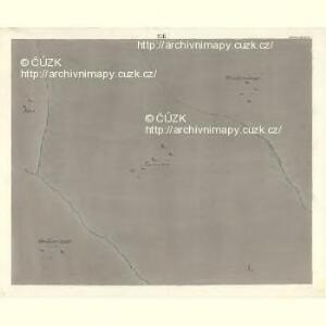 Ostrawitz - m2189-1-011 - Kaiserpflichtexemplar der Landkarten des stabilen Katasters